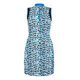 Women's Ambrose Animal Print Sleeveless Dress