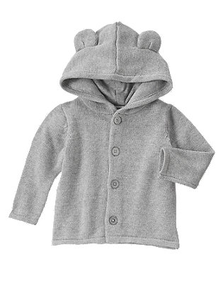 Hooded Cardigan for $12.99 (regularly $21.95)