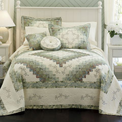 Home Expressions™ Cassandra Pieced Bedspread