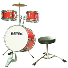 Schoenhut® 5-pc. Junior Drum Set