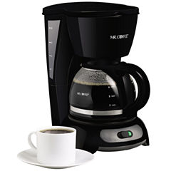 Mr. Coffee® 4-Cup Coffee Maker