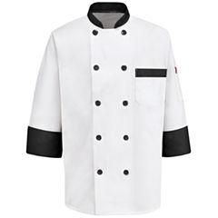 Chef Designs® Garnish Chef Coat