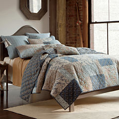 Home Expressions Fairview Patchwork Quilt