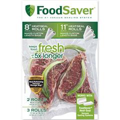 FoodSaver® 5-Pack Rolls