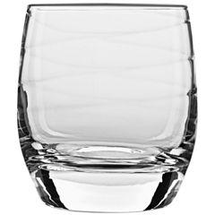 Luigi Bormioli Romantica Set of 4 Rocks Glasses