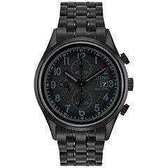 Citizen Mens Black Bracelet Watch-Ca0625-55e