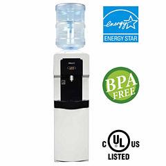 NewAir Pure Spring WAT20W BPA Free Hot/Cold WaterDispenser