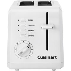 Cuisinart® 2-Slice Compact Toaster CPT-122