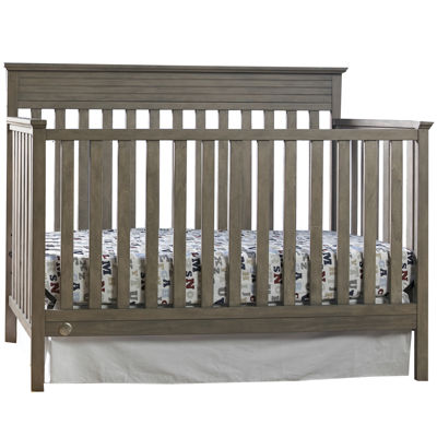 fisherprice newbury convertible crib antique gray