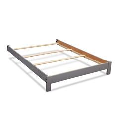 Simmons Kids® Full Size Platform Bed Kit - Gray