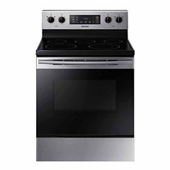 Samsung 5.9 Cu. Ft. Freestanding Electric Range
