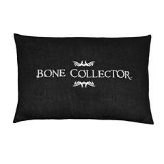 Bone Collector Throw Pillow