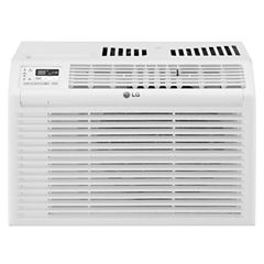 LG 6000 BTU 115-Volt Window Air Conditioner with Remote