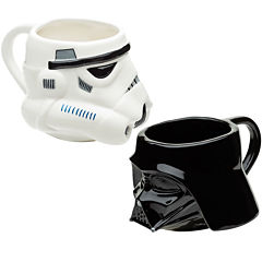 Disney Star Wars® Darth Vader and Stormtrooper Set of 2 Mugs