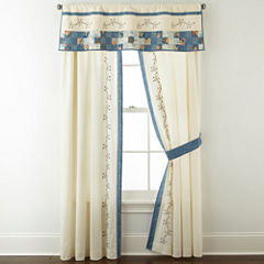 Home Expressions™ Cassandra 2-Pack Curtain Panels