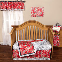 Waverly® Baby by Trend Lab® Charismatic 3-pc. Crib Bedding Set