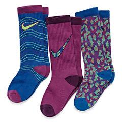 Nike 3-pc. Crew Socks