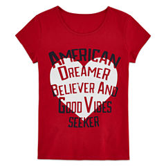 City Streets Graphic T-Shirt - Girls' 4-16