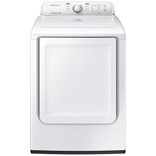 Samsung 7.2 Cu. Ft. Electric Dryer with Moisture Sensor