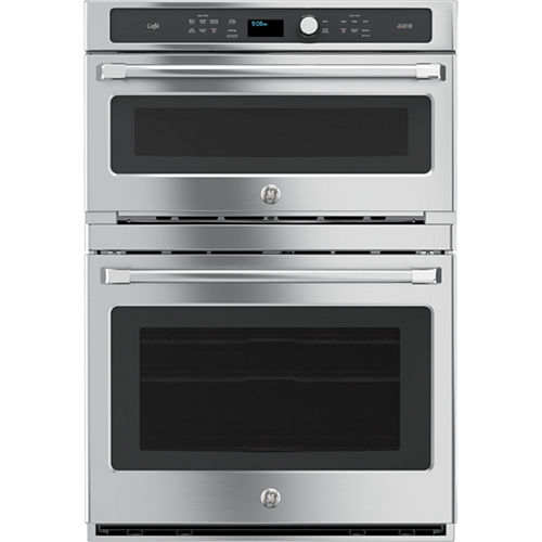 GE Cafe™ Series 30 Combination Double Wall Oven with Convection and Advantium® Technology