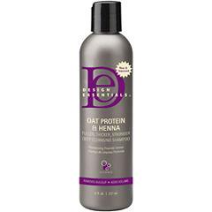 Design Essentials® Oat Protein Henna Deep Cleansing Shampoo - 8 oz.
