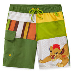 Disney Boys Lion Guard Trunks-Big Kid