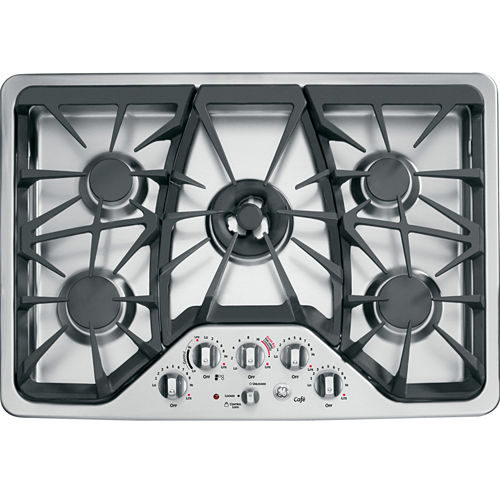 GE Café ™ 30 Built-In Gas Cooktop With 5 Burners