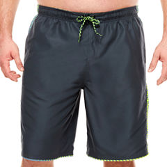 Nike Granite Splice Swim Shorts-Big and Tall