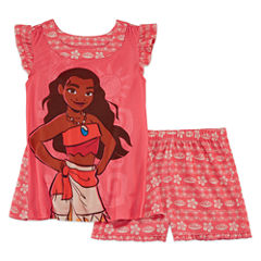 Disney 2-pc. Moana Pajama Set Girls