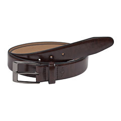 Dockers® Leather Feather-Edge Belt–Big & Tall