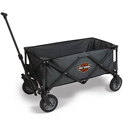 Picnic Time® Harley Davidson® Adventure Wagon