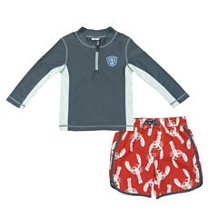 Carter's Boys Trunk Set - Baby