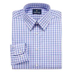 Stafford Comfort Stretch Long Sleeve Dress Shirt