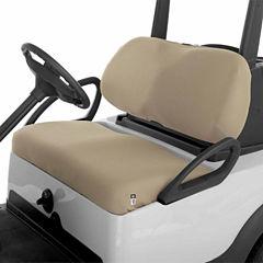 Fairway Golf Cart Diamond Air Mesh Seat Cover