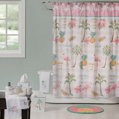 Pink Bathroom Accessories For Bed Bath Jcpenney