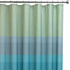 Bacova Textured Stripe Shower Curtain