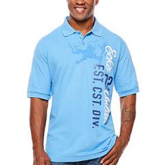 Ecko Unltd Short Sleeve Knit Polo Shirt Big and Tall