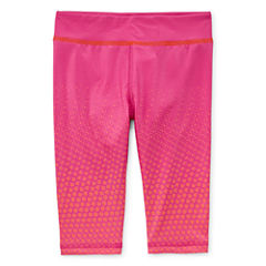 Reebok Woven Capri Leggings - Toddler Girls