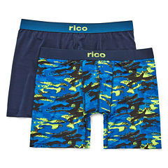 Rico 2-pk. Micro Stretch Boxer Briefs