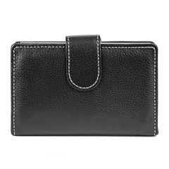 Mundi® Rio Leather Indexer Wallet