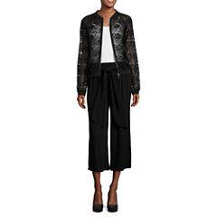Alyx Bomber Jacket or Crepe Tie Gaucho