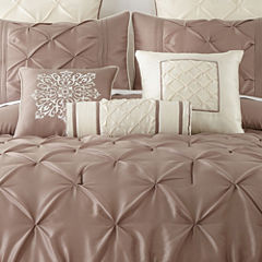 Home Expressions Genevieve 7-pc. Comforter Set