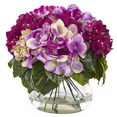 Multi-Tone Beauty Hydrangea Floral Arrangement
