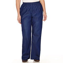 Alfred Dunner Pleated Pants-Plus
