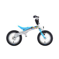 Rennrad 2-in-1 Single-Speed Boys' Learning Bicycle