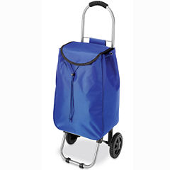 Whitmor Rolling Bag Cart