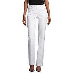 Worthington® Modern Fit Trouser Pants