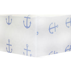 My Baby Sam First Mate Crib Sheet