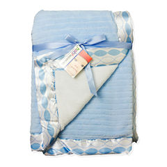 Baby Essentials® Blue Blanket