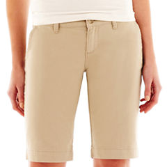 Arizona Schoolgirl Bermuda Shorts